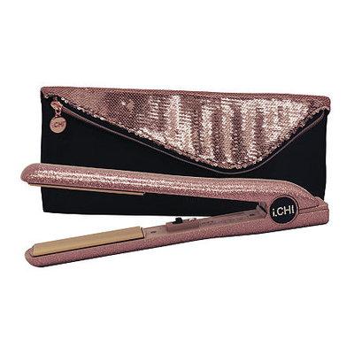 Chi Appliances iCHI Rosy Dazzle Flat Iron with Travel Bag