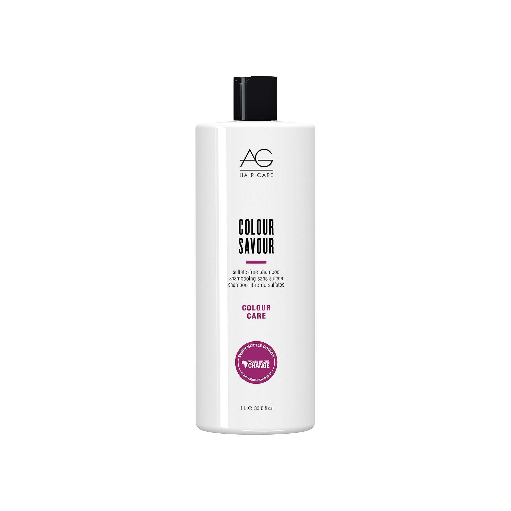AG Hair Colour Savour Shampoo - 33.8 oz.