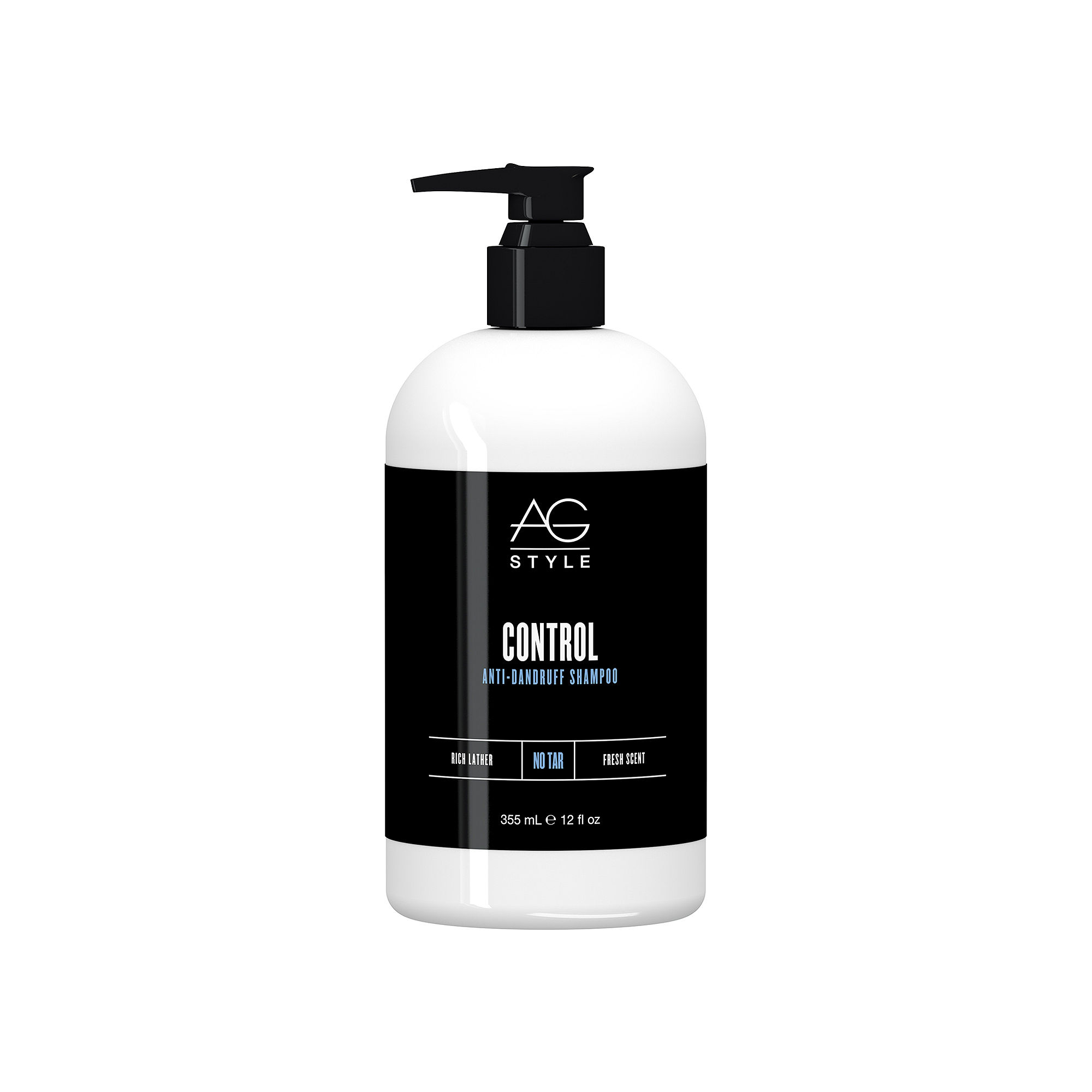 Ag Hair Cosmetics AG Control Dandruff Shampoo - 12 oz