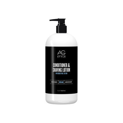 Ag Hair Cosmetics AG Hair 33.8-ounce Conditioner & Shave Lotion