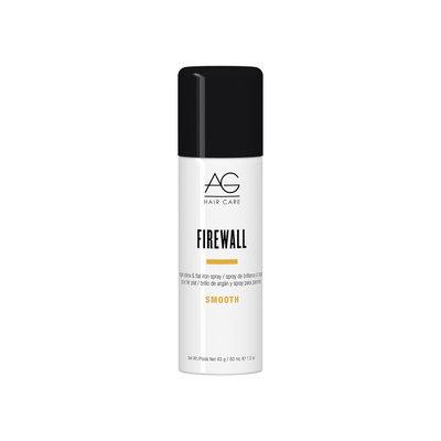 Ag Hair Travel Size Smooth Firewall Argan Shine & Flat Iron Spray