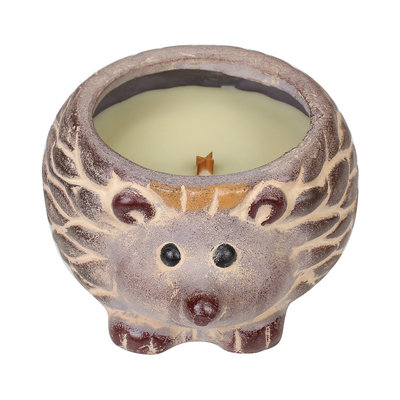 WoodWick Hedgehog Vanilla Bean Candle
