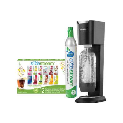 SodaStream Soda and Seltzer Maker Starter Kit