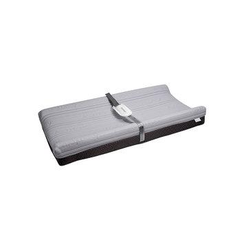 Serta iComfort Premium Quilted Change Pad Cover - Gray
