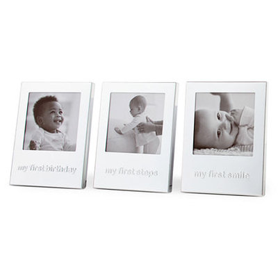 Carter's Carters 3-Pack My First Photo Frames Color