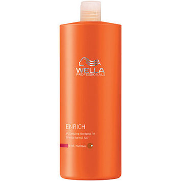 Wella 33.8 oz Enriched Volumizing Shampoo