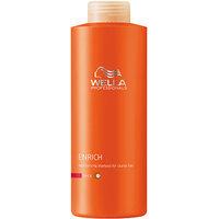 Wella Professionals Enrich Moisturising Shampoo For Coarse Hair 33.8 oz