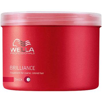 Wella Brilliance Treatment - Coarse - 16.9 oz.