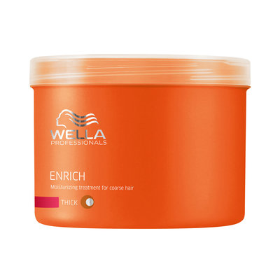 Wella 16.9 oz Enrich Moisturizing Treatment For Coarse Hair