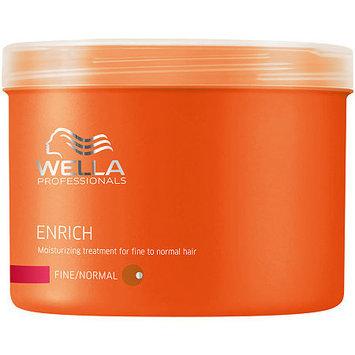 Wella Enrich Moisturizing Treatment - Fine to Normal - 16.9 oz.