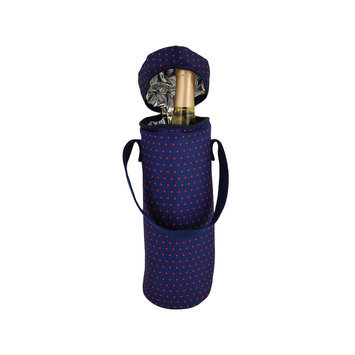 Blue Avocado (eco) Wine Tote