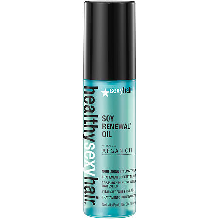 Healthy Sexy Hair Soy Renewal Oil - 3.4 oz.