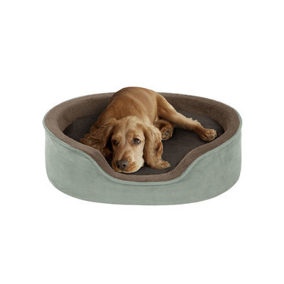 Soft Touch Milo Oval Cuddler With Cushion