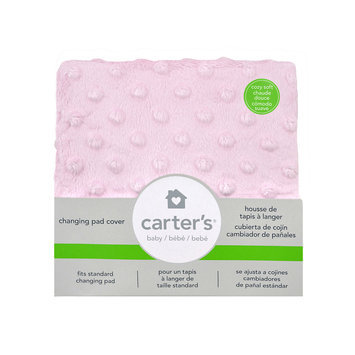 Triboro Quilt Co. Carter's Changing Pad Cover - Pink