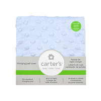 Triboro Quilt Co. Carter's Changing Pad Cover - Blue