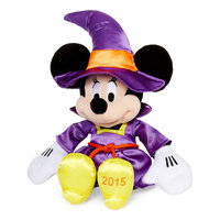 Disney Collection Minnie Mouse Witch Plush 2015