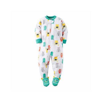 Carter's 1-Piece Fleece Jersey PJs