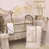 Cotton Tale Lollipops & Roses Crib Bumper