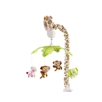 Carter's Jungle Musical Mobile - One Size