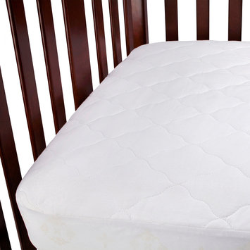 Carter S Carter's Fitted Quilted Crib Pad - White