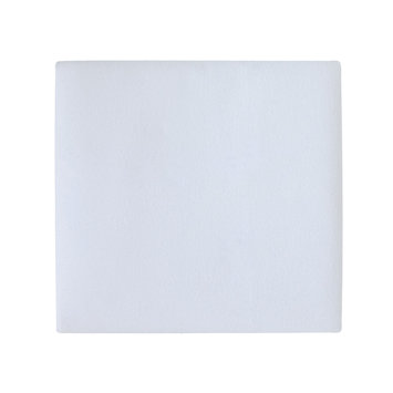 Carter S Carter's Flannel Protector Pad - White