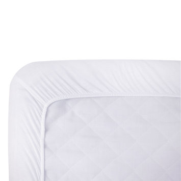 Carter S Carter's Knit Crib Sheet - White