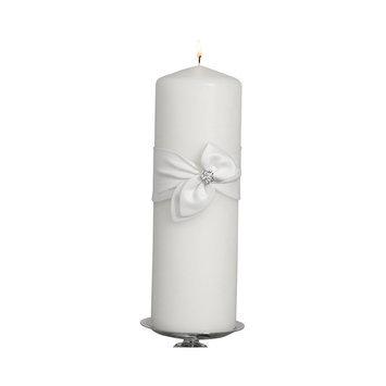 Ivy Lane Designs Ivy Lane Design Eva Collection Unity Candle, Pillar, White, 3