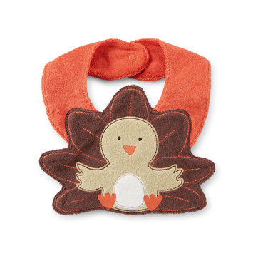 Carter's Carters Thanksgiving Terry Teething Bib Color
