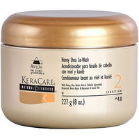 KeraCare Natural Textures Honey Shea Co-Wash - 8 oz.