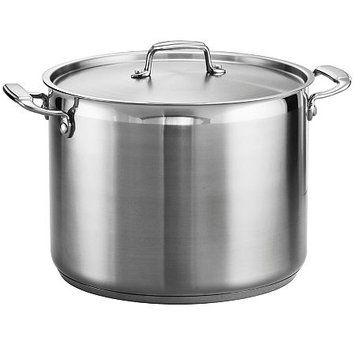 Tramontina Gourmet 16-qt. Tri-Ply Covered Stock Pot