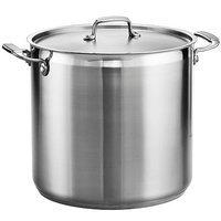 Tramontina Gourmet 20-qt. Tri-Ply Covered Stock Pot