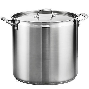 Tramontina Gourmet 24-qt. Tri-Ply Covered Stock Pot