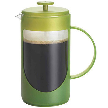 Bonjour Ami Matin 8 Cup Unbreakable French Press - Green