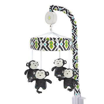 Asstd National Brand Safari Monkey Musical Mobile