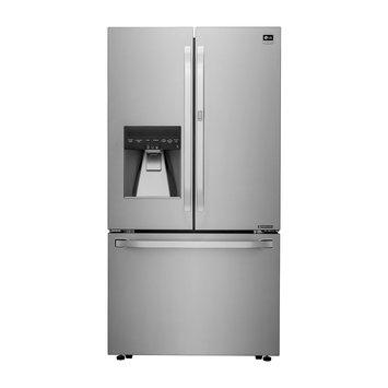 LG LSFXC2476S Studio 25.0 Cu. Ft. Stainless Steel French Door Refrigerator
