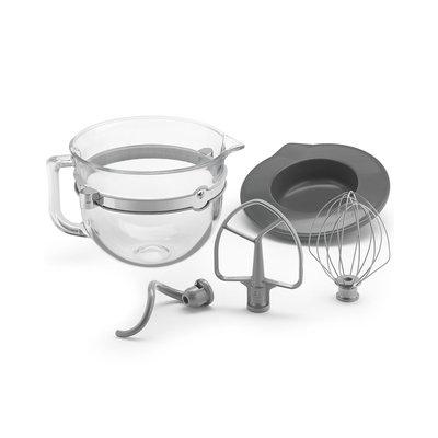 KitchenAid 6-Quart Glass Bowl Accessory Bundle