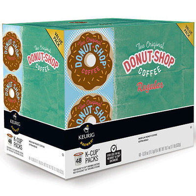 Keurig The Original Donut Shop Coffee 48-pk. K-Cup Value Pack