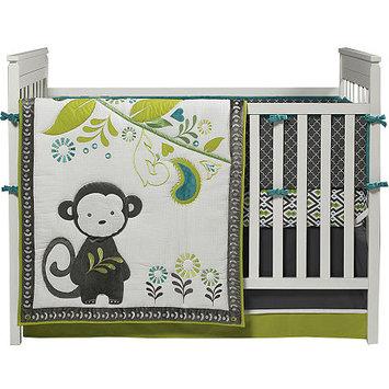 Asstd National Brand Safari Monkey 4-pc. Comforter Set