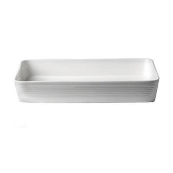 Gordon Ramsay Maze White by Royal Doulton® Rectangular Roaster