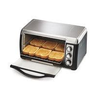 Hamilton Beach 31330 6 Slice Toaster Oven Broiler