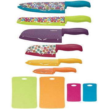 Farberware Color 16-pc. Knife Set + $10 Mail-in Rebate