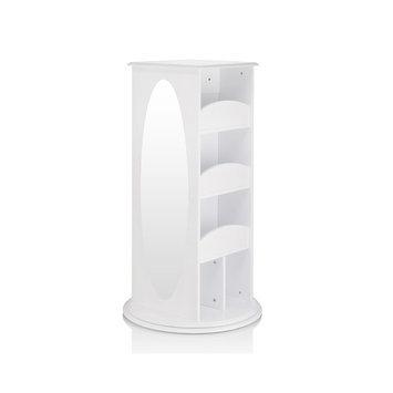 Guidecraft Rotating Dress Up Storage (White)