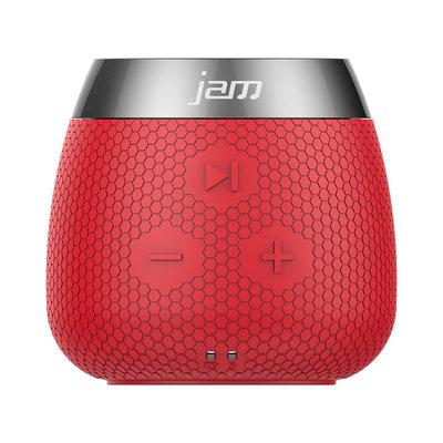 Jam - Replay Bluetooth Wireless Speaker - Red