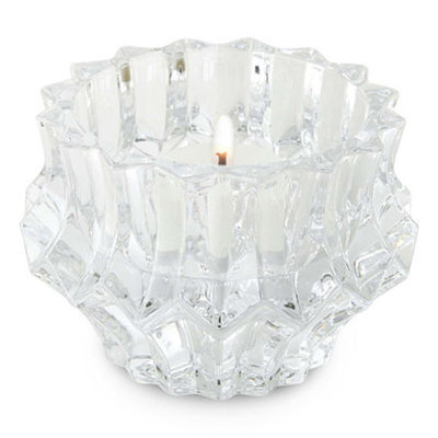 Godinger Silver Godinger Crystal Fire and Ice Votive Candle Holder