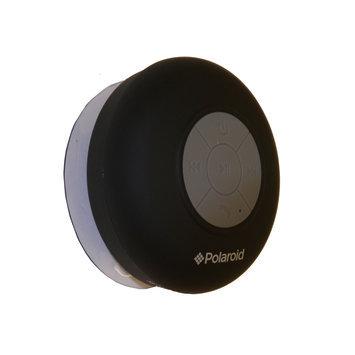 Polaroid Bluetooth Shower Speaker Black