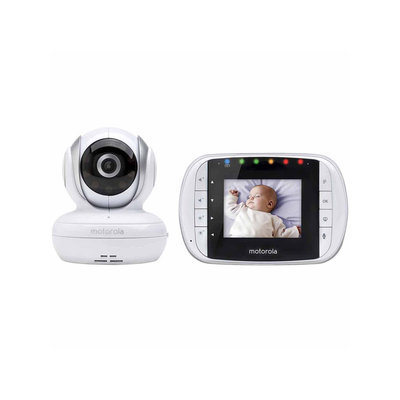 MotorolaA MBP 33-2 2.8-Inch Color Video Monitor with Two Cameras
