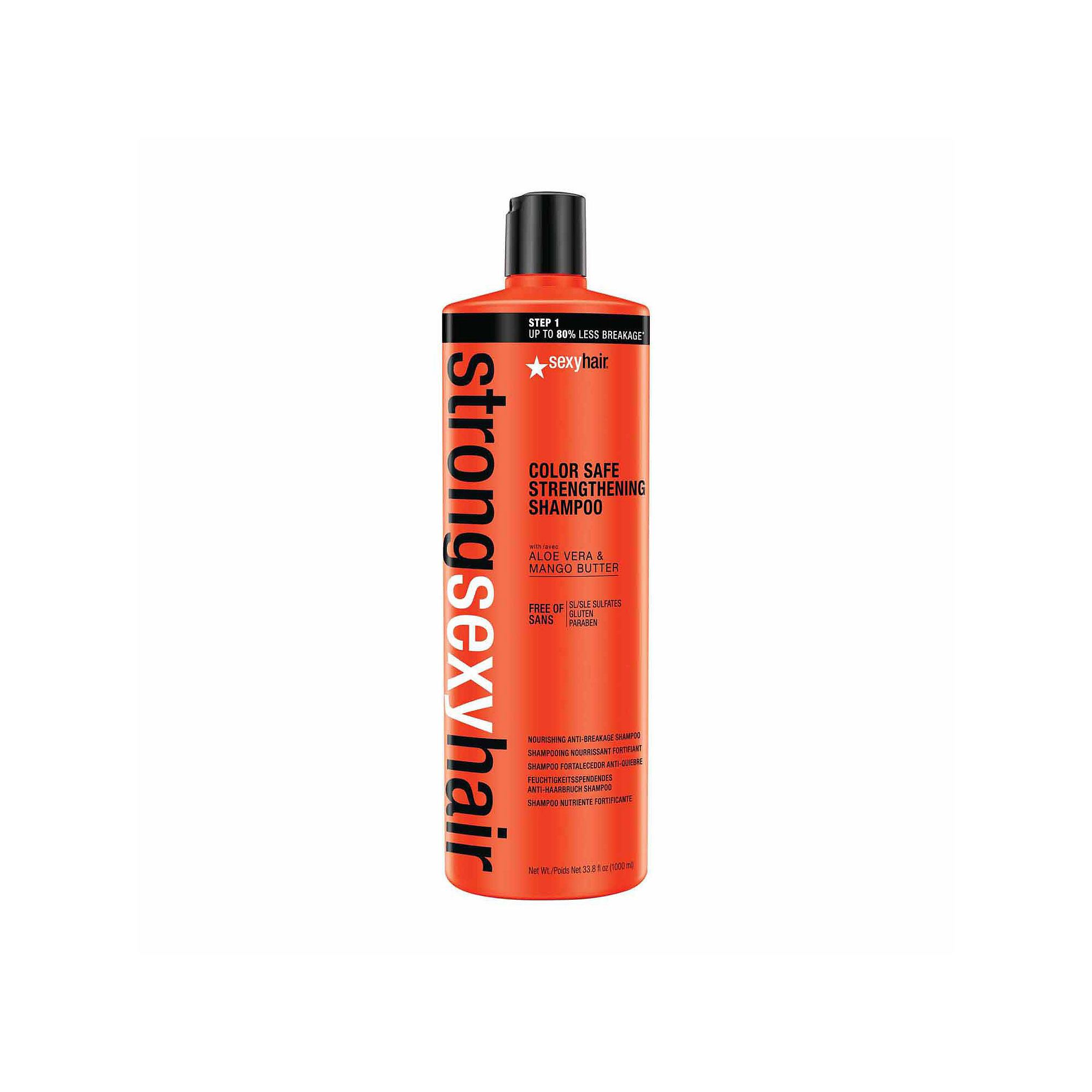 sexyhair® Strong Sexy Hair Strengthening Shampoo