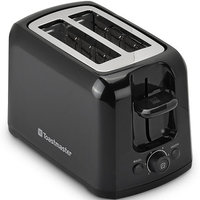 Toastmaster 2-slice Cool Touch Black Toaster