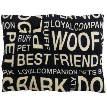 PB Paws for Park B. Smith Loyal Companion Pet Bed - 18