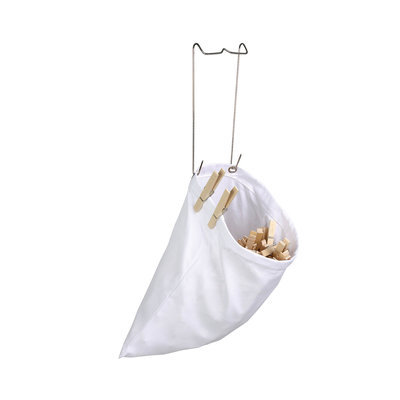 Honey Can Do Honey-Can-Do 2-Pack Hanging Clothespin Bags